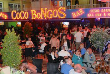 coco bongos magaluf