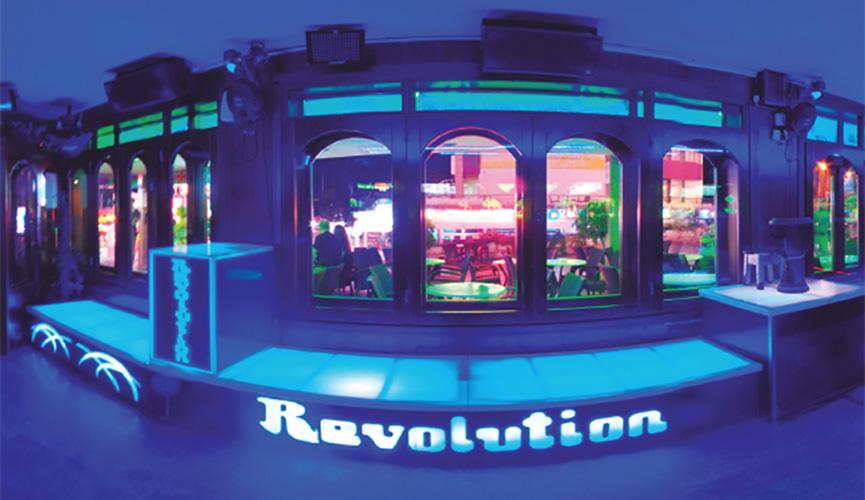 revolution bar magaluf