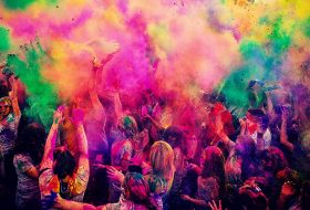 we are holi